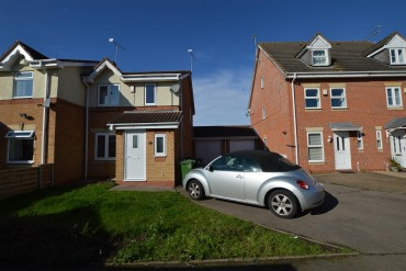 Sephton Drive, Longford, Coventry